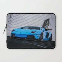 Lambo Aventador Laptop Sleeve