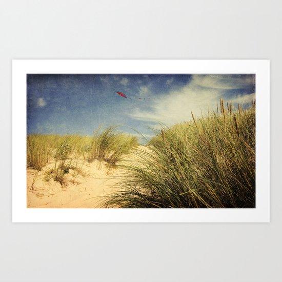 dune & kite Art Print