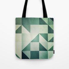 :: geometric maze x :: Tote Bag