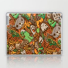 Wasted Days Laptop & iPad Skin