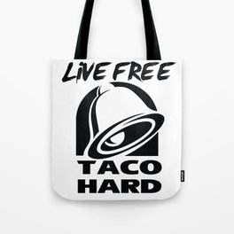 Taco Hard Tote Bag