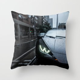 Expensive Taste Throw Pillow