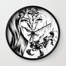 Antagony Wall Clock