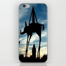 Salvador's Elephant iPhone & iPod Skin