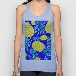 Pineapple Love Unisex Tank Top
