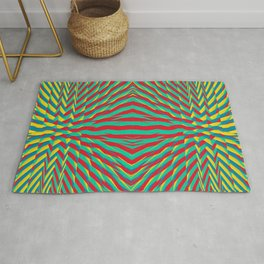 Spiked Drinks Rug