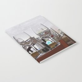 Christmas Table Notebook
