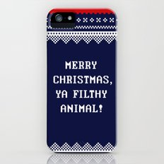 Home Alone – Merry Christmas, Ya Filthy Animal! iPhone (5, 5s) Slim Case