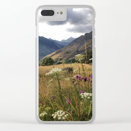 Taull, Aiguestortes, Spain Clear iPhone Case