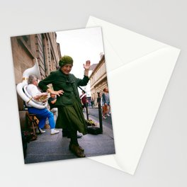 Parisian Mugshots - The Street Bohemian (Gueules de Parisiens) Stationery Cards