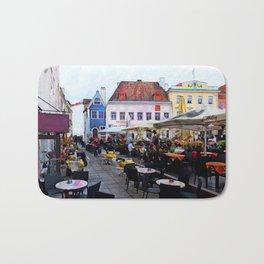 Tallinn restaurants Bath Mat