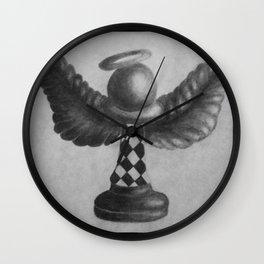 Angel Piece Wall Clock