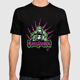 KingQueen Live It Up T-shirt