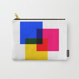 CMYK 02 Carry-All Pouch