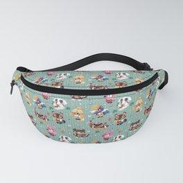 Animal Crossing Fanny Pack