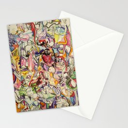 Drugs & Dubstep Stationery Cards