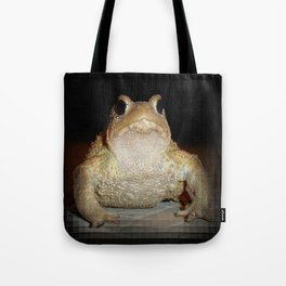 Common European Toad Tote Bag