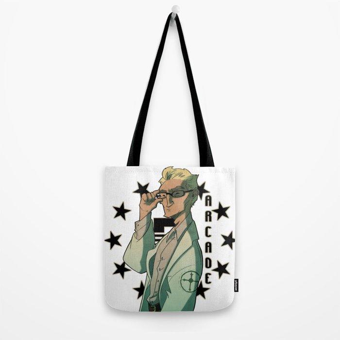 Arcade Tote Bag