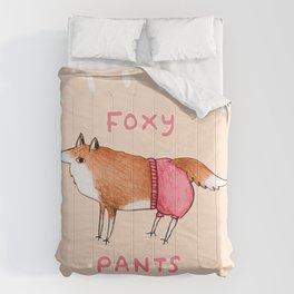 Foxy Pants Comforters