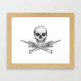 F*ck you Framed Art Print