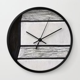 THE STAIRS  Wall Clock