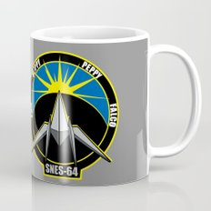The Lylat Space Academy Coffee Mug