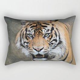 Bengal Tiger Rectangular Pillow