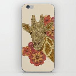 Girafe iPhone Skin