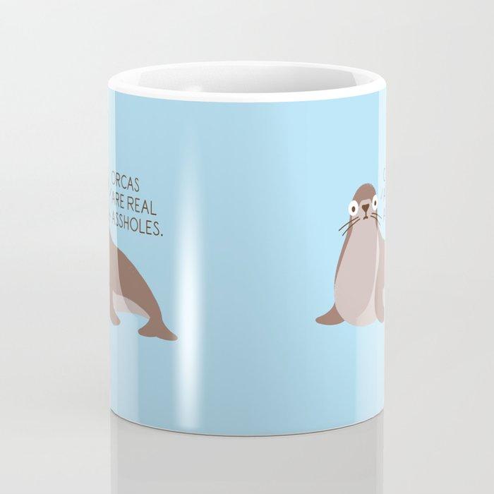 Seal of Reproval Coffee Mug