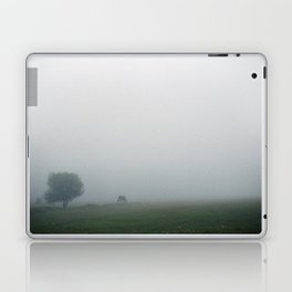 Landscape With a Tree & a Horse Laptop & iPad Skin