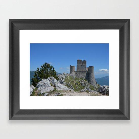 Abruzzo Framed Art Print