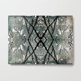 Oregon fall geometry VII Metal Print