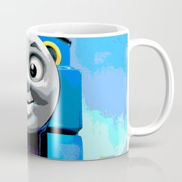 Thomas Has A Smile Coffee Mug