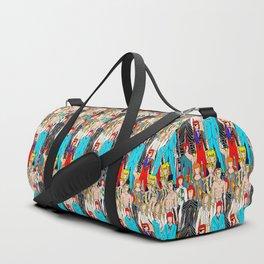 Heroes Doodle Duffle Bag