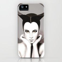 TAURUS WOMAN iPhone Case