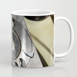 Retro rotary dial telephone Coffee Mug