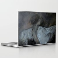 imagerybydianna Laptop & iPad Skins featuring morphē by Imagery by dianna