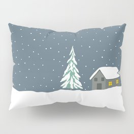 Silent night Pillow Sham
