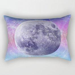 Moon Vortex Rectangular Pillow