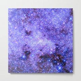 Lavender gAlAxy. Metal Print