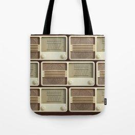 Vintage Sounds Tote Bag