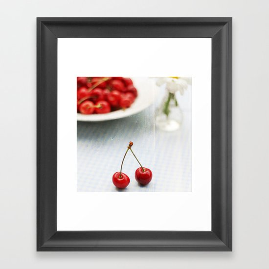 Don't Put Off Your Happy Life Framed Art Print