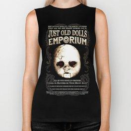 Just Old Dolls Emporium  Biker Tank