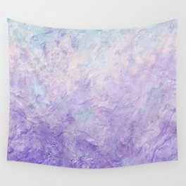 Plastered Memories  Wall Tapestry