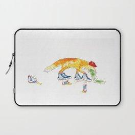 Drunk Fox Laptop Sleeve