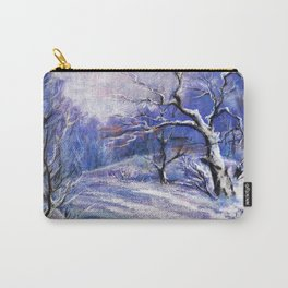 Winter # 2 Carry-All Pouch