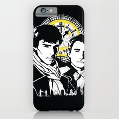 John and Sherlock  iPhone 6s Slim Case