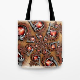 Heart's Mechanic Tote Bag