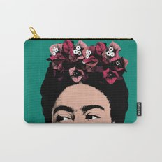 Frida Kahlo, Celebrity Portrait Carry-All Pouch