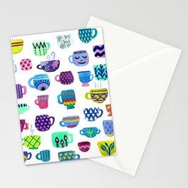 Mug Life Stationery Cards